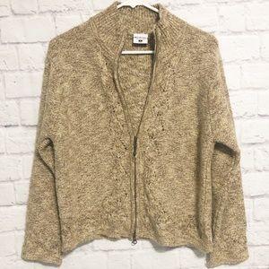 Columbia Women's Tan Sweater